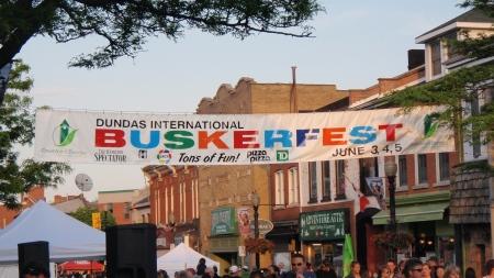 Buskerfest 2011