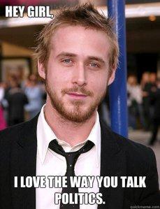 Gosling politics