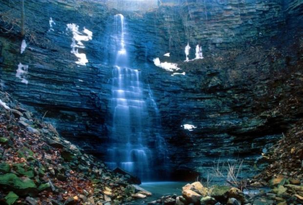 cliffview-falls_by_steve-jones